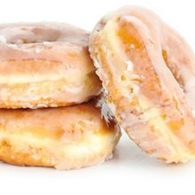 DX Frosted Donut Flavor