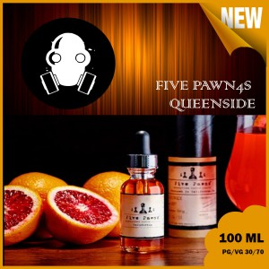Five Pawns -Queenside spot on