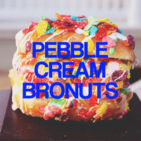 Pebble Cream Bronut