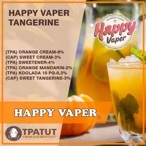 Happy Vaper -Tangerine
