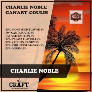 Charlie Noble –Charlie Coulis