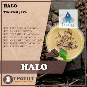 Halo Twisted java