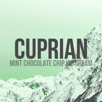 Cuprian: Mint Chocolate Chip Ice Cream -REVISED
