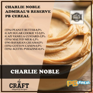 Charlie Noble Admiral's Reserve -PB Cereal (ориг)