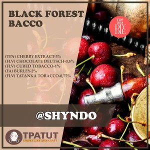 Black Forest Bacco